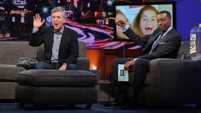 Tom Bergeron Shocks His Youngest Fan