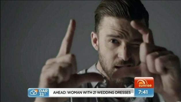 Timberlake's new video banned