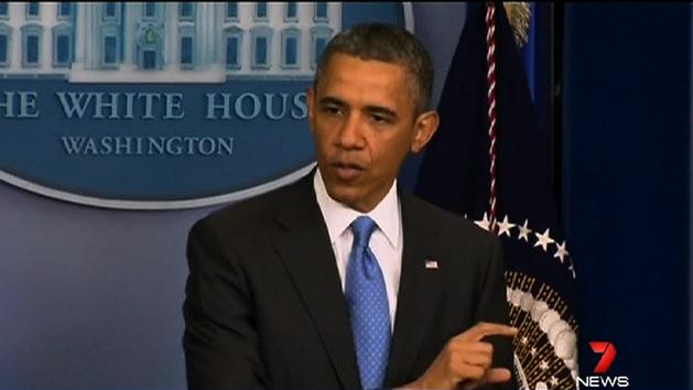 Obama hints at Syria intervention