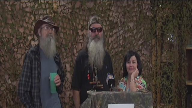 Reality Stars Supporting Bakersfield Hospice Organization