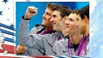 London Olympic Games 2012: Swimming Round Up
