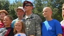 Soldier Joins Brother, Family For Disney Cruise Wish