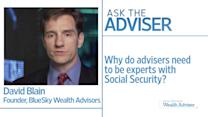 What Advisers Need to Know About Social Security
