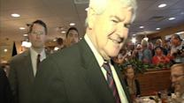 Newt Gingrich's Self-Confessed Limitation? Singing