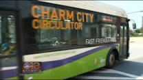 Cuts Proposed For Charm City Circulator