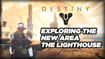 Exploring The Lighthouse - Destiny: House of Wolves Gameplay