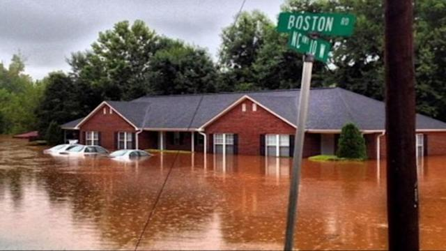 9 States Under Dangerous Flash Flood Watch Across US