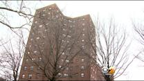 CBS2 Exclusive: 140 Families In Bronx Housing Project Without Heat Given Hot Plates To Cook On