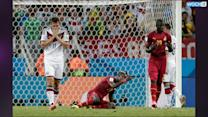 Germany Draws 2-2 With Ghana At World Cup