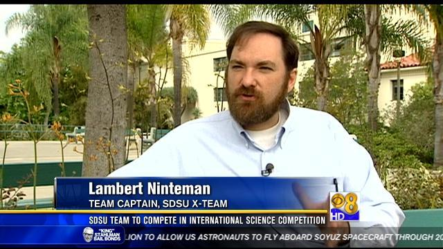 SDSU team to compete in international science competition
