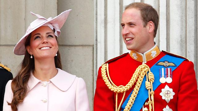 Video: Where Are Will and Kate Waiting For Baby?