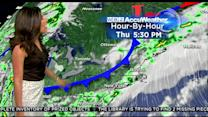 WBZ AccuWeather Morning Forecast For May 27