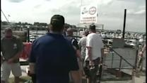 Fishing tournament honors veterans