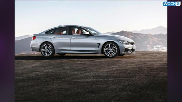2014 BMW 4-Series Gran Coupe: 2014 Geneva Motor Show Preview