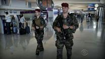 New airport security measures focus on phones and laptops