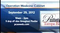 Positively Tampa Bay: Operation Medicine Cabinet