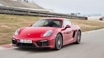 2016 Porsche Cayman GTS Review in 60 Seconds – CarandDriver.com