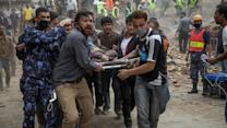 Nepal Earthquake: Extensive Destruction, Rising Death Toll