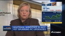 HPE CEO:  Fit to compete in 'new normal' currency