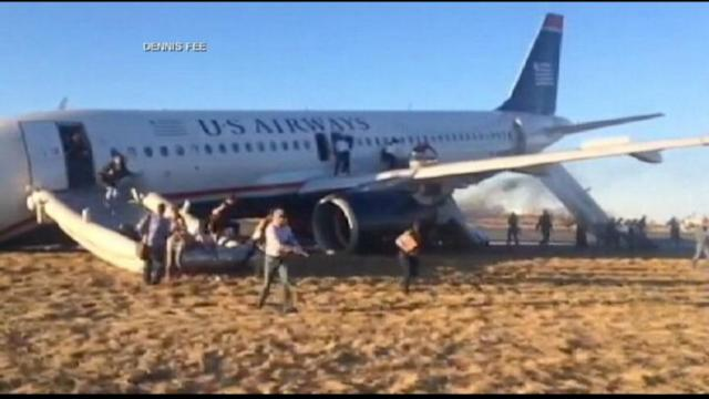 Passenger: 'Panic on the Plane' After Aborted Takeoff