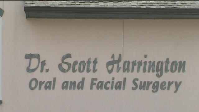 Local dentist reacts to allegations against Dr. Scott Harrington: