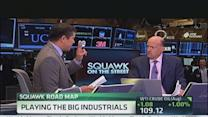 Cramer: GE going higher from here