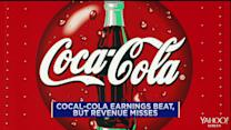 Coca-Cola's mixed results, McDonald's misses, Chipotle soars
