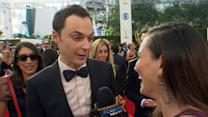 Emmys 2013: 'Big Bang Theory's' Jim Parsons Says Sheldon's Love Life Is 'Trucking Right Along'