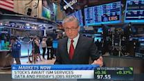Pisani: Markets open mixed