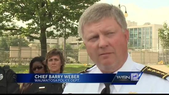 Wauwatosa police chief comments on Sebena sentence