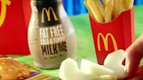 Morning Rounds: Healthy eating at McDonalds?
