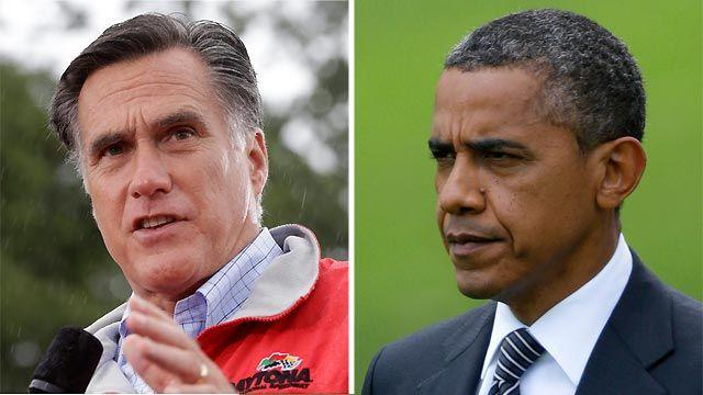 Romney campaign takes aim at Obama's foreign policy