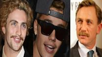 10 Questionable Celeb Mustaches