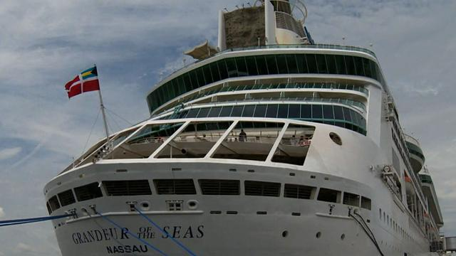 Passengers sickened on two cruise ships