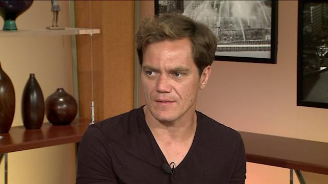 Actor Michael Shannon on filming `Man of Steel` in Chicago