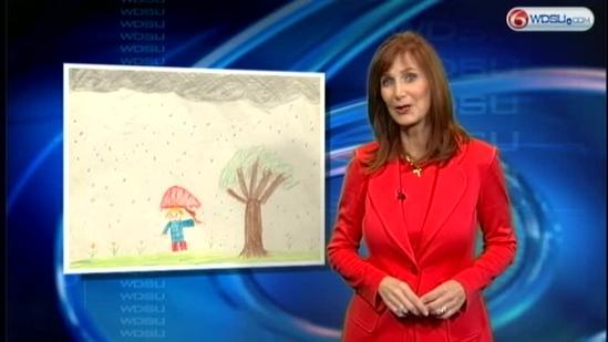 Margaret's Weather Picture for Jan. 30