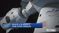 NASA: SpaceX Mars mission set to lift-off in 2018