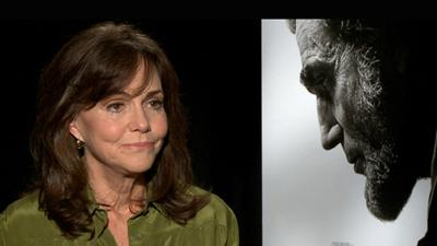 Sally Field Transforms Into The President's Wife In 'Lincoln'