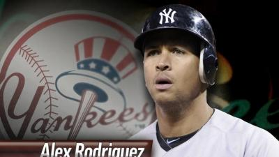 MLB: Alex Rodriguez, Others Suspended for Drugs