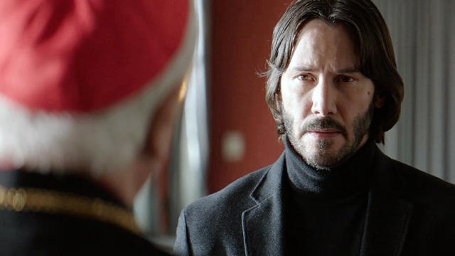 'John Wick: Chapter 2' Deleted scene: The Vatican