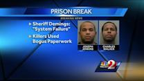 Florida corrections department changes policy after inmates escape