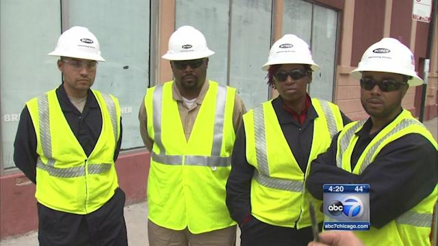 'Construct' gives graduates a foot in the construction door