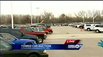 Car auction scheduled Tuesday in KC