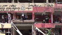 Raw: Egypt Minister Survives Bomb Attack