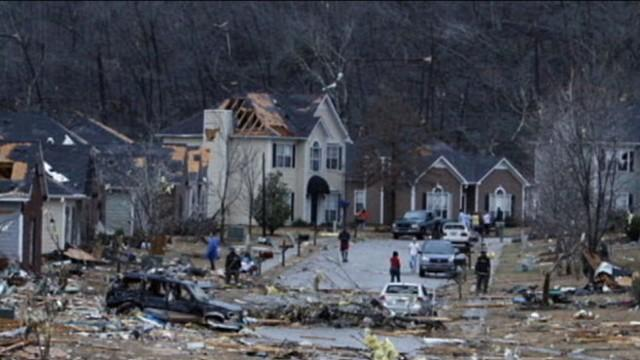 New Images of Aftermath From Alabama Tornadoes