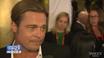 Brad Pitt Reveals the Importance of '12 Years a Slave'