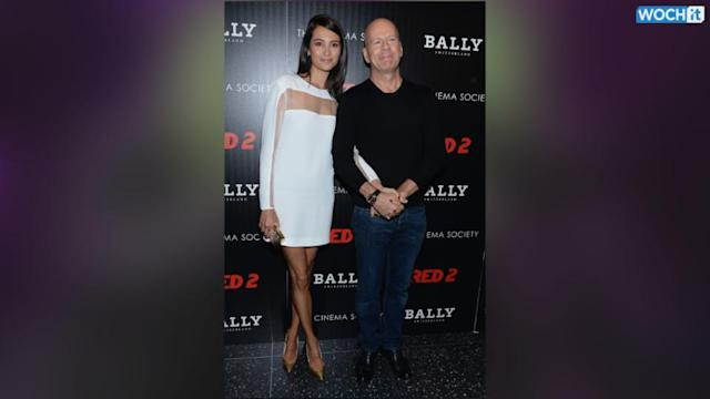 Bruce Willis' Wife Emma Heming Shares Pregnancy Snap With Fans