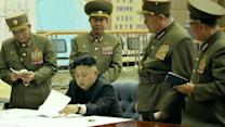 Tensions rise as North Korea sets sights on war
