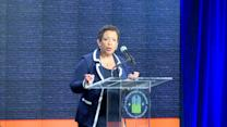 AG Lynch Condemns Fatal Shootings of Police 'Guardians'
