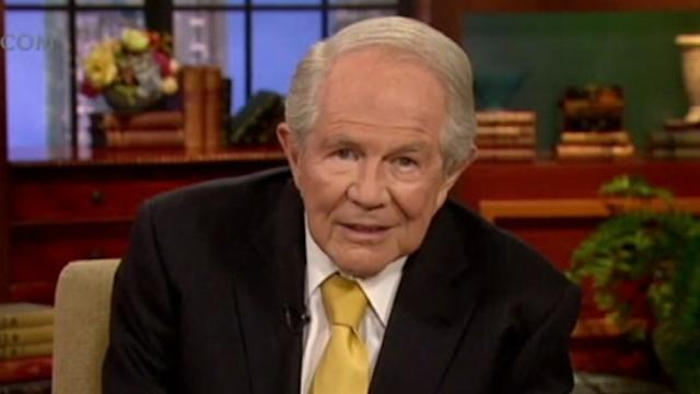 Pat Robertson: 'Males Have a Tendency to Wander'